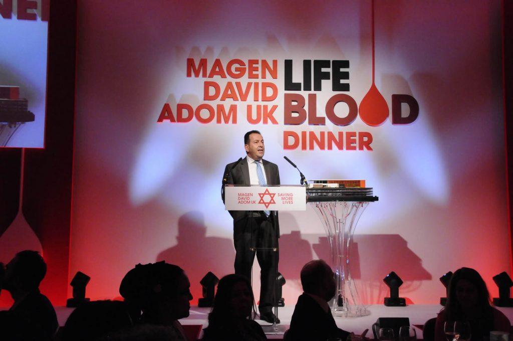 London Annual Dinner Raises an Incredible £2.6m