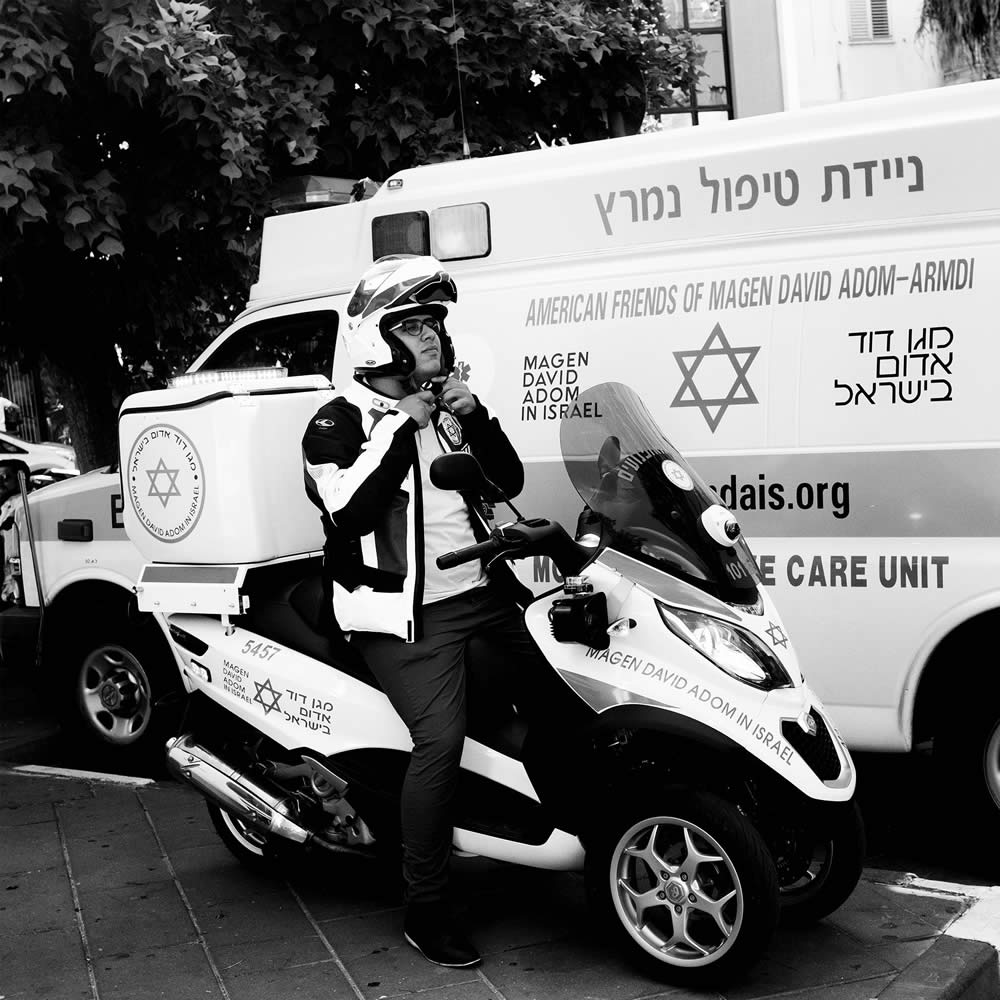 Ministry of Health confirms MDA as Israel's First Response organisation