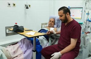 Dialysis patient Lebanon 23