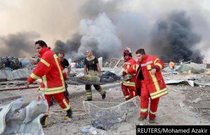 Lebanon reponse
