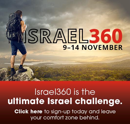 Israel Trek 2019
