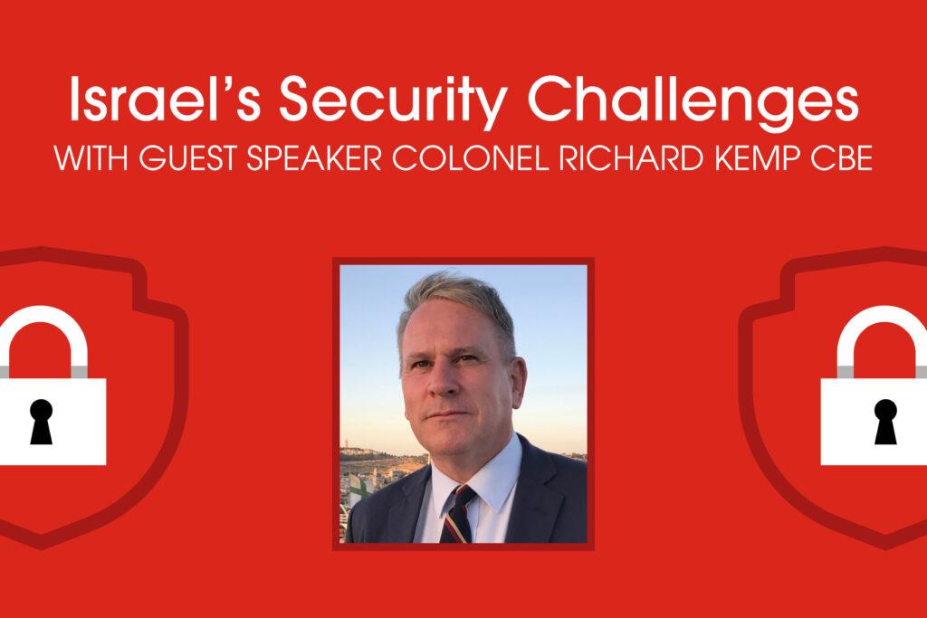 5993 Colonel Richard Kemp Webinar Thumbnail v1